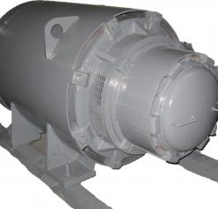 Электродвигатели серии 2МАЗ6 6,7 габаритов